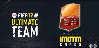 FIFA 17 iMOTM Cards Guide - FUT 17 International Man of the Match