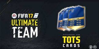 FIFA 17 TOTS Cards Guide – FUT 17 Team of the Season IF Players