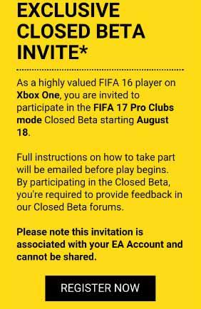 Beta Fechada de FIFA 17 - Perguntas e Respostas