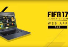 FUT Web App Frequently Asked Questions for FIFA 17 Ultimate Team