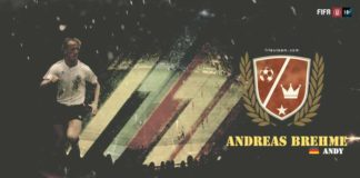 FIFA Legends: Andreas Brehme, The Andy