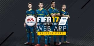 FIFA 17 Web App Released Date Estimated for September 20