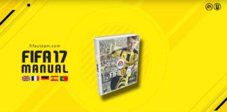 FIFA 17 Manual - Digital Game Manual Instructions