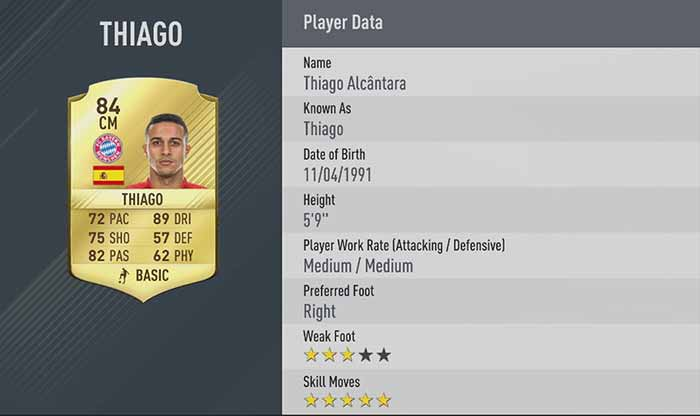 Melhores Skillers de FIFA 17