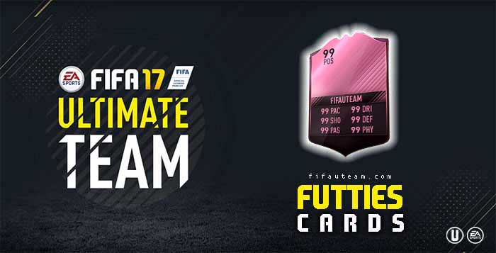 FIFA 17 Players Cards Guide - FUTTIES Cards