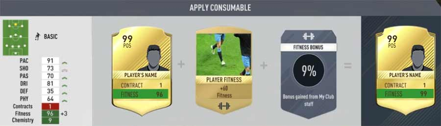 Guia de Preparadores Físicos para FIFA 17 Ultimate Team