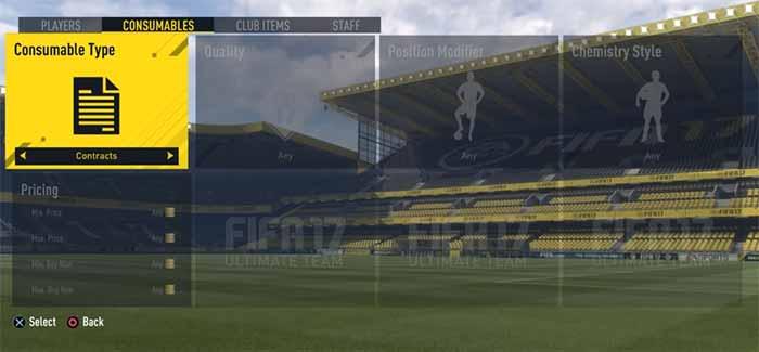 Guia de Cartas de Managers para FIFA 17 Ultimate Team
