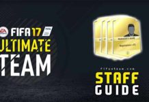 FIFA 17 Staff Cards Guide for FIFA 17 Ultimate Team