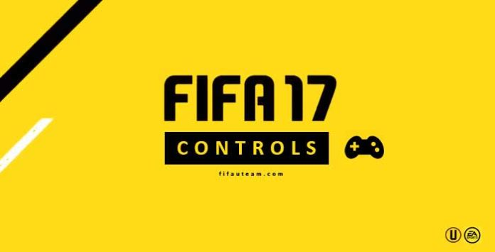 FIFA 17 Controls for Playstation and XBox Gamepad Controllers