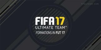 FIFA 17 Formations Guide for FIFA 17 Ultimate Team