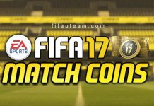 FIFA 17 Match Coins Awarded Guide for FIFA 17 Ultimate Team