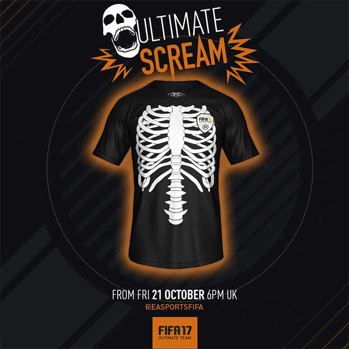FIFA 17 Halloween Guide & Updated Offers for FIFA 17 Ultimate Team