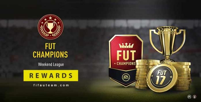 FUT Champions Rewards for FIFA 17 - Weekend League Schedule