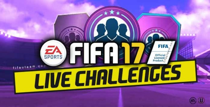 FIFA 17 Live Challenges