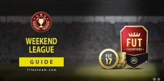 FIFA 17 Weekend League Guide - Rewards and Requirements