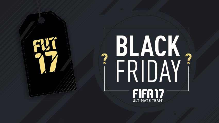 FIFA 17 Black Friday Offers Guide