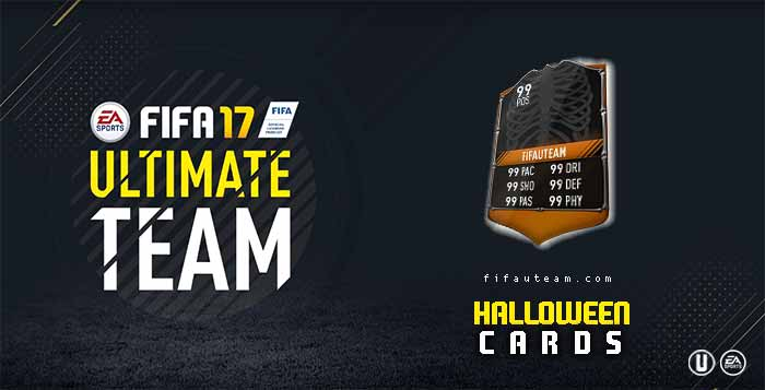 FIFA 17 Players Cards Guide - Halloween Cards