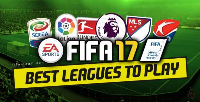 Best FIFA 17 Leagues to Play on FIFA 17 Ultimate Team