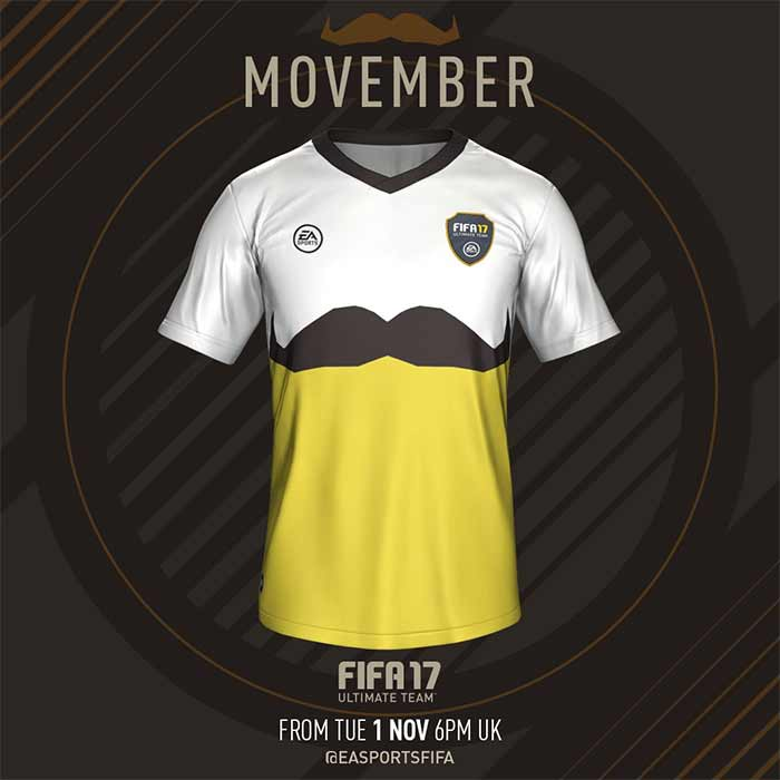 FIFA 17 Movember Guide & Updated Offers for FIFA 17 Ultimate Team