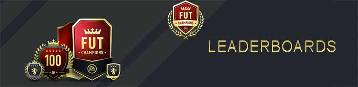 Placa de Líderes do FUT Champions para FIFA 17 Ultimate Team