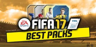 The Best Packs to Buy of FIFA 17 Ultimate Team