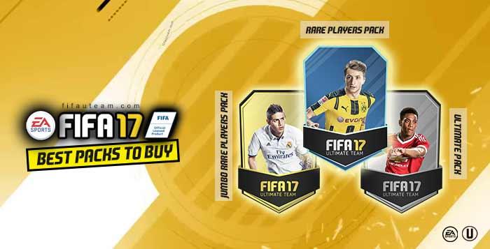Os Melhores Pacotes para Comprar em FIFA 17 Ultimate Team