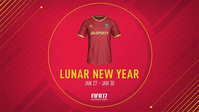 FIFA 17 Lunar New Year Offers Guide