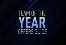 FIFA 17 TOTY Offers Guide - SBC's, Packs & Lightning Rounds