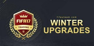 Trading during the FIFA 17 Winter Upgrades Season