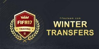 FIFA 17 Winter Transfers Prices Analysis