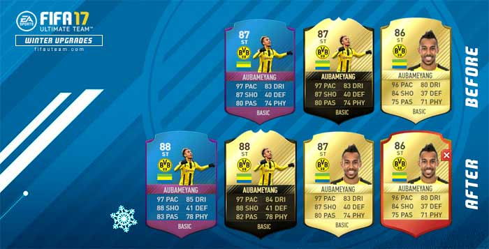 FIFA 17 Winter Upgrades Guide - Rules, Release Date and FAQ