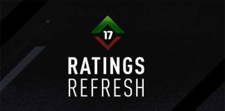FIFA 17 Ratings Refresh - FIFA 17 Winter Upgrades and Downgrades