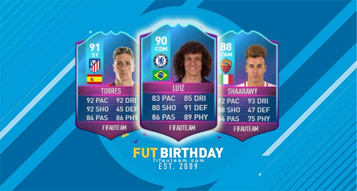 FIFA 17 FUT Birthday 8th Anniversary Guide & Offers