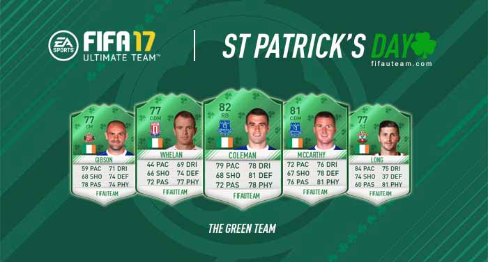 FIFA 17 St Patricks Day Promotion Guide & Offers
