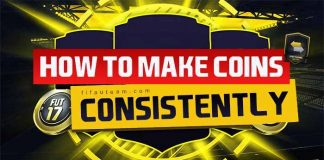 Detailed Guide On How To Make Coins Consistently on FIFA 17