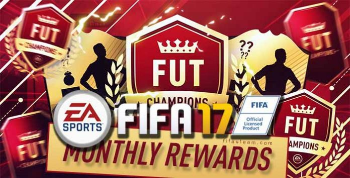 FIFA 17 FUT Champions Monthly Rewards Dates