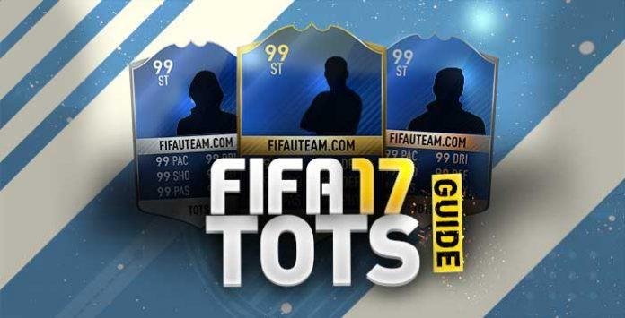 FIFA 17 Team of the Season Guide