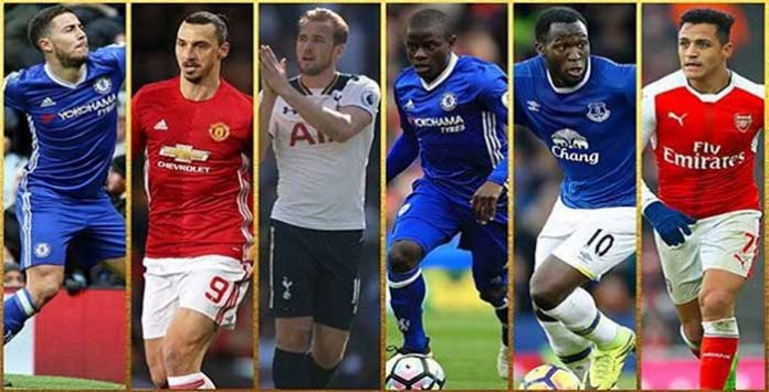 FIFA 17 Premier League Player of the Year (POTY)