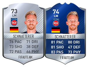 FIFA 17 Community TOTS - Bronze, Silver & Gold Most Consistent Team of the Season