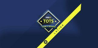 FIFA 17 La Liga Team of the Season