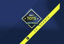 FIFA 17 Ultimate TOTS