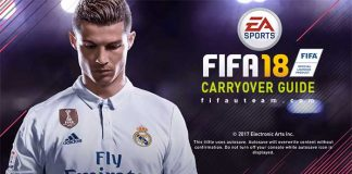FIFA 18 Carryover Transfer Guide