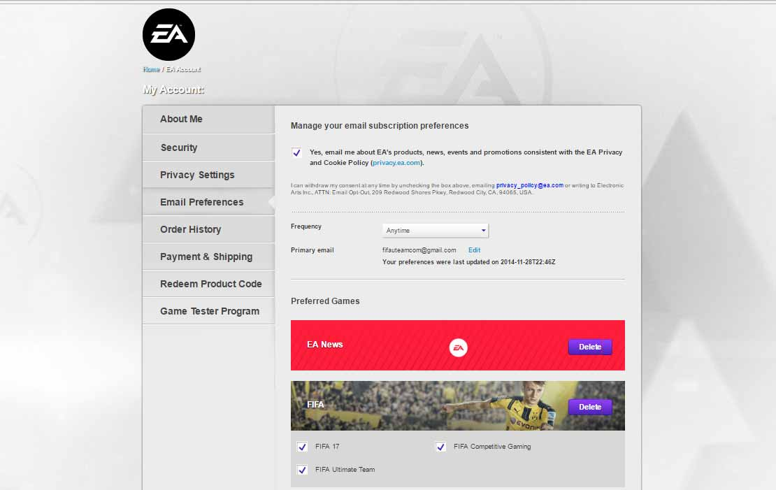 fifa 18 how to get a beta code
