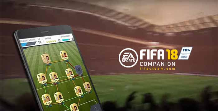 FIFA 18 Companion App Guide for iOS and Android