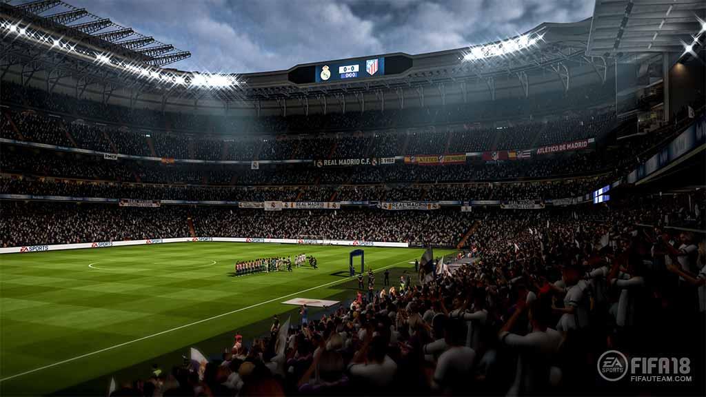 Screenshots de FIFA 18 - As Imagens Oficiais de FIFA 18