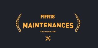 FIFA 18 Maintenance Times - FIFA 18 Servers Status & FUT Downtimes