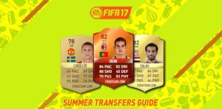 FIFA 17 Summer Transfers Guide for FIFA Ultimate Team