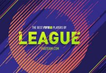 The Best FIFA 18 Players by League