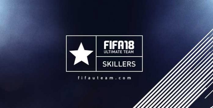 The Best FIFA 18 Skillers - 5 Star Skill Players List