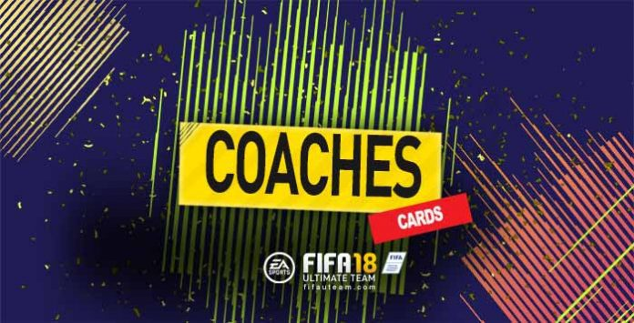 FIFA 18 Head Coaches and Goalkeeper Coaches Guide